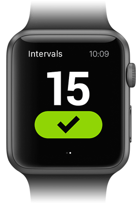 Fitness Timer app for iPad, iPhone, iPod touch & Apple Watch